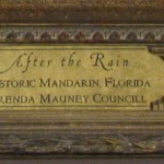 "Historic Mandarin (Florida) - ""After the Rain"""