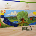 Oakwood 1-6th grade Kids_Mural