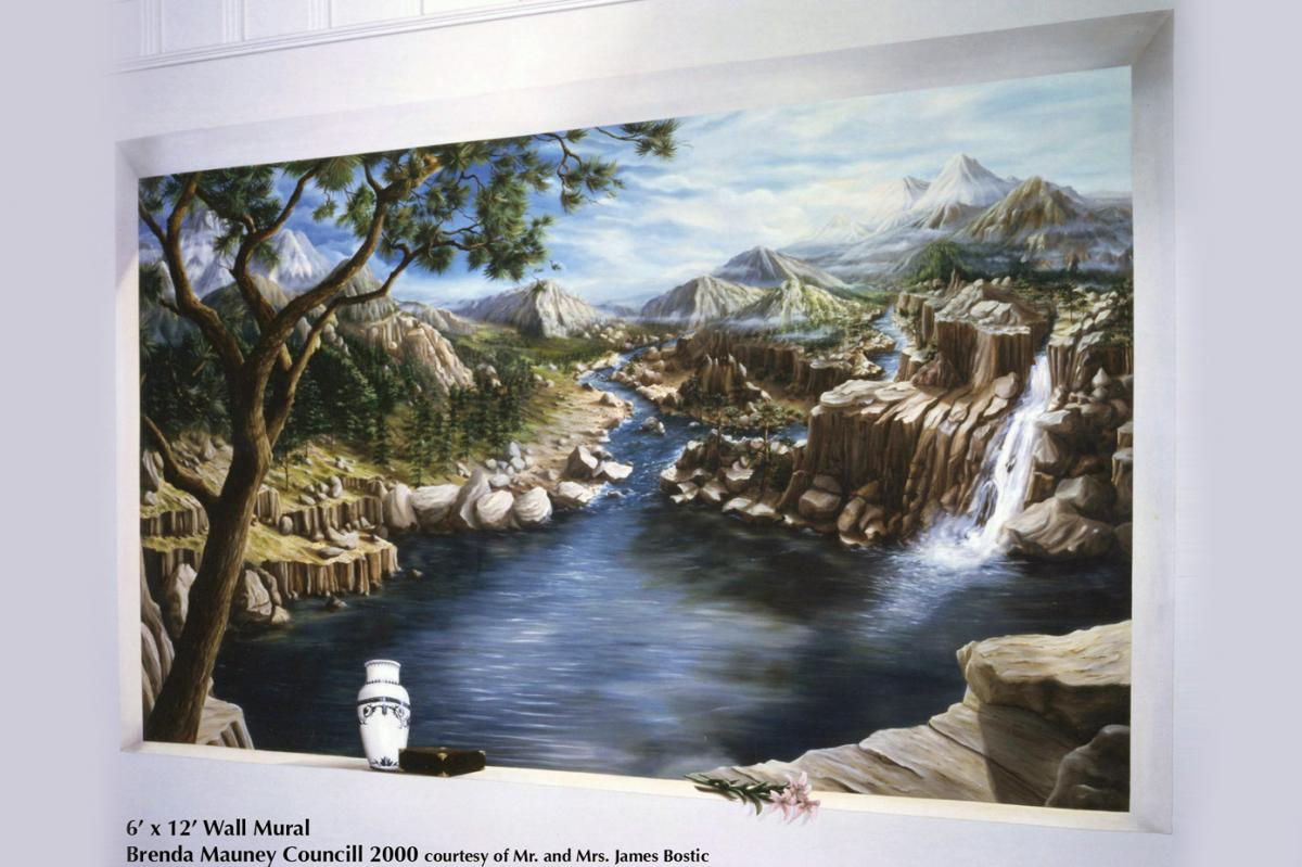 Scenic & Decorative Murals