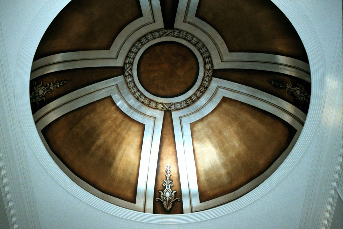 Dome Ceiling Murals